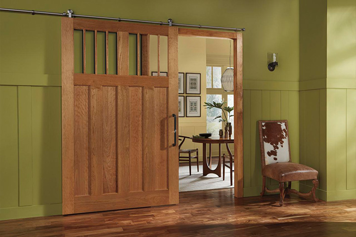 Trustile Paint Grade Mdf Interior Doors In Chicago At Glenview Haus