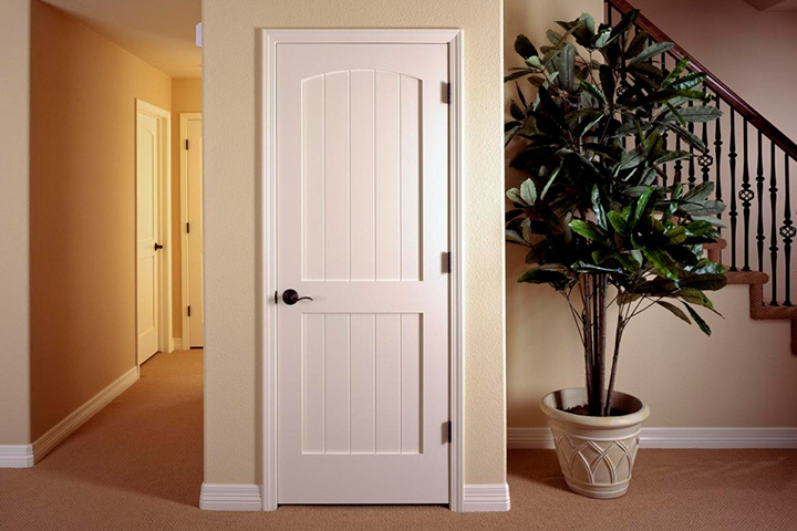 Trustile paint grade mdf interior doors in chicago at