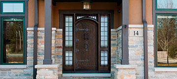 Front Entry Doors, Custom