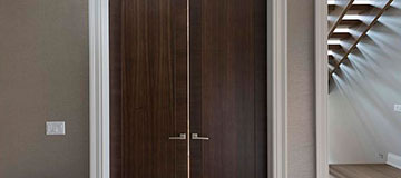 Custom Interior Doors, Modern and Traditional