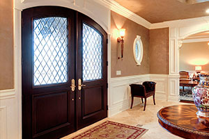 Custom Double Doors