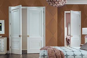 Paint Grade MDF Interior Doors, Custom