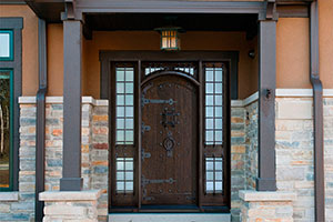 Custom Rustic Doors