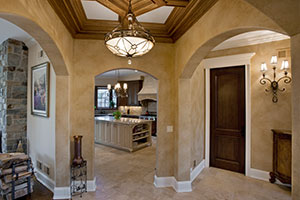 Traditional Interior Doors, Custom