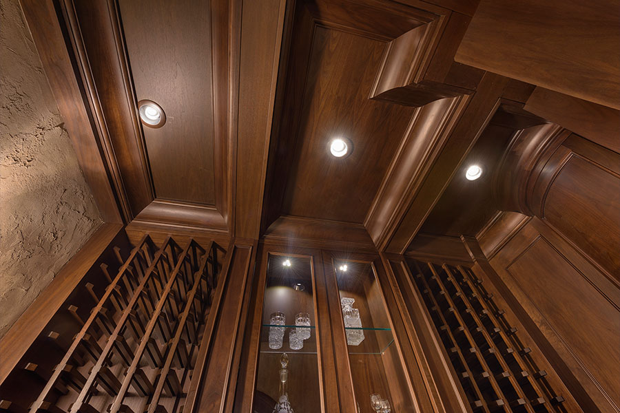 Glenview Haus Chicago Showroom - Wine Cellar 2