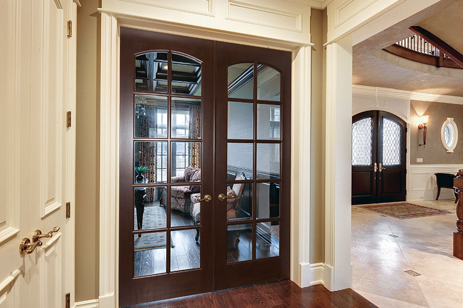 Custom Interior Doors - Glenview Haus