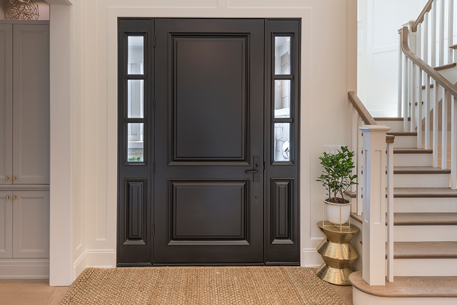 Wood Entry Doors - Glenview Haus