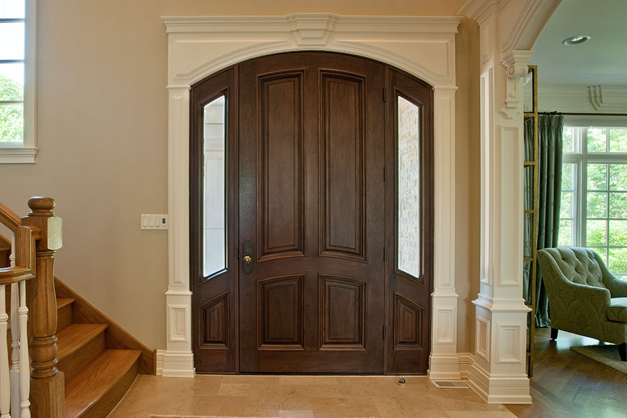 entryway doors. Wood Entry Doors Glenview Haus Chicago Showroom Custom  Wine Cellars