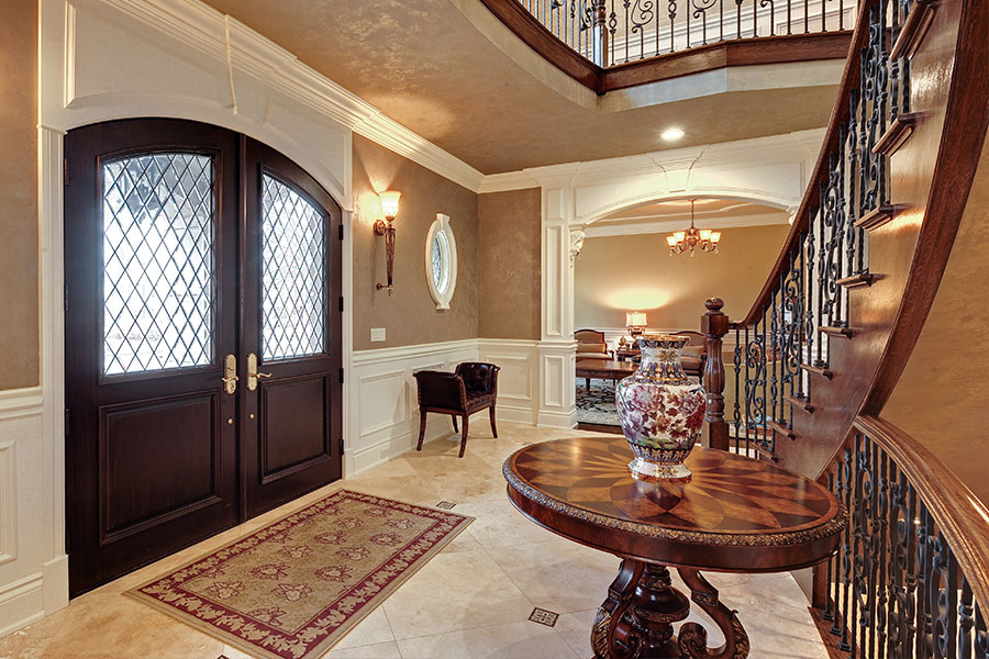 Classic Wood Entry Doors - Glenview Haus