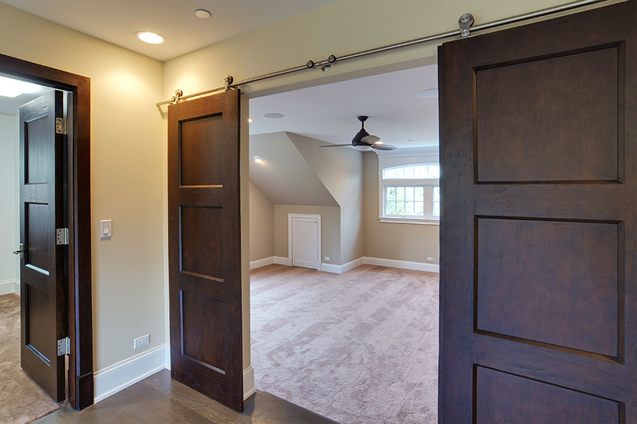 Interior Barn Doors - Glenview Haus