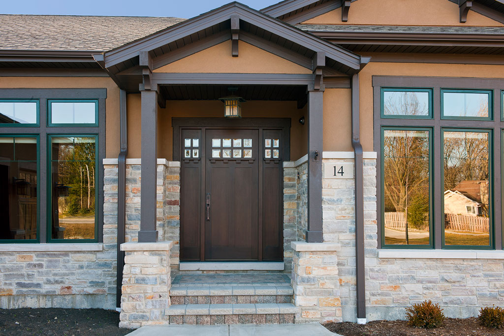 craftsman doors glenview haus