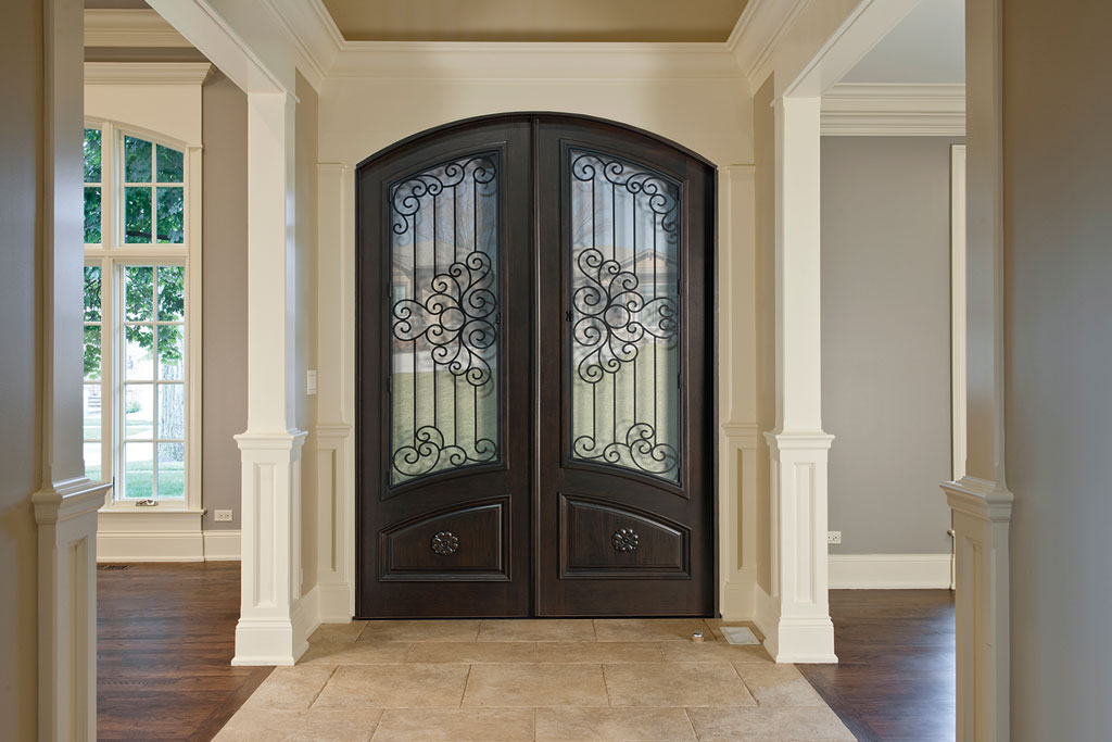 Custom Heritage Wood Front Doors in Highland Park, Illinois ...