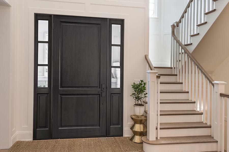 Arch Top Front Doors