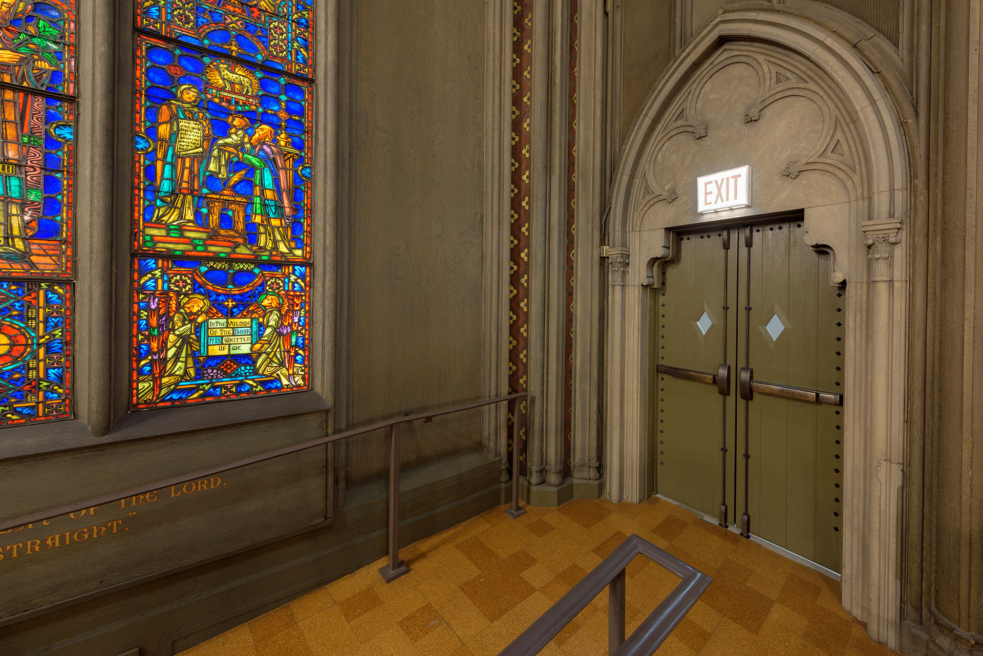 Historical Renovation Doors Fire-Rated \u2013 Chicago Temple First United Methodist Church - Featured & Historical Renovation Doors Fire-Rated - Chicago Temple First ...
