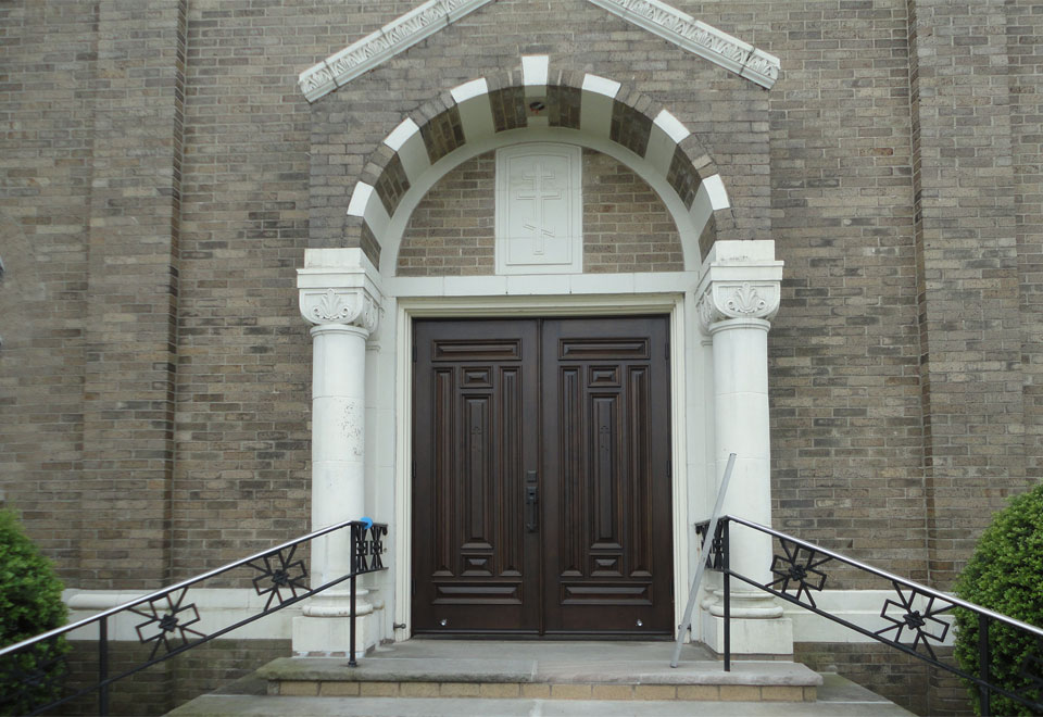 Fire Rated Custom Solid Wood Entry Doors And Interior Doors In Chicago