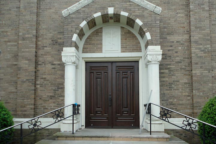 Custom Specialty Doors, Fire-Rated Doors, Historical Renovation Doors 3