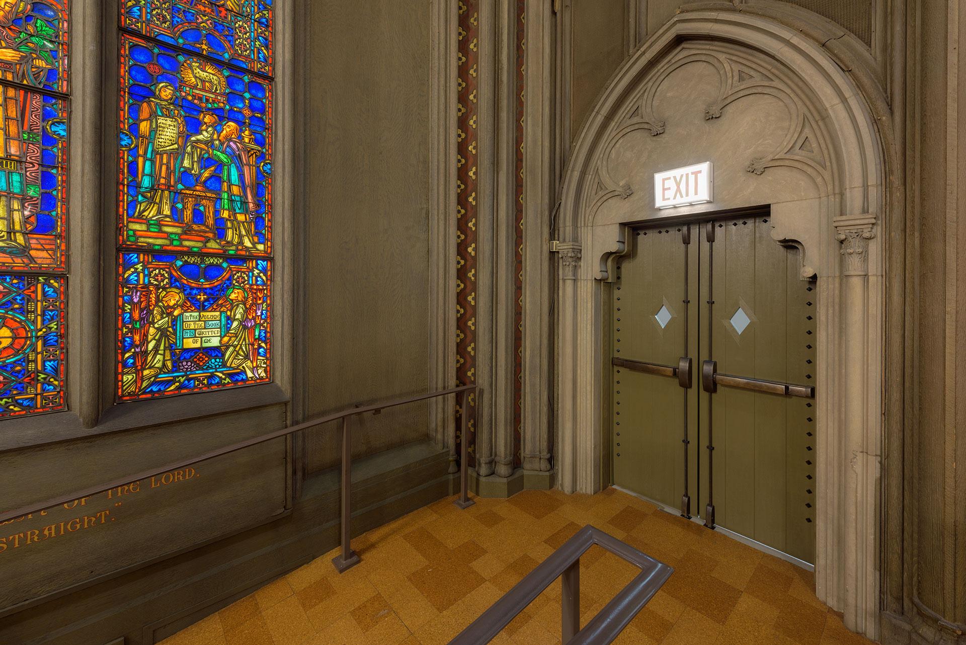 Custom Specialty Doors, Fire Rated Doors, Historical Renovation Doors