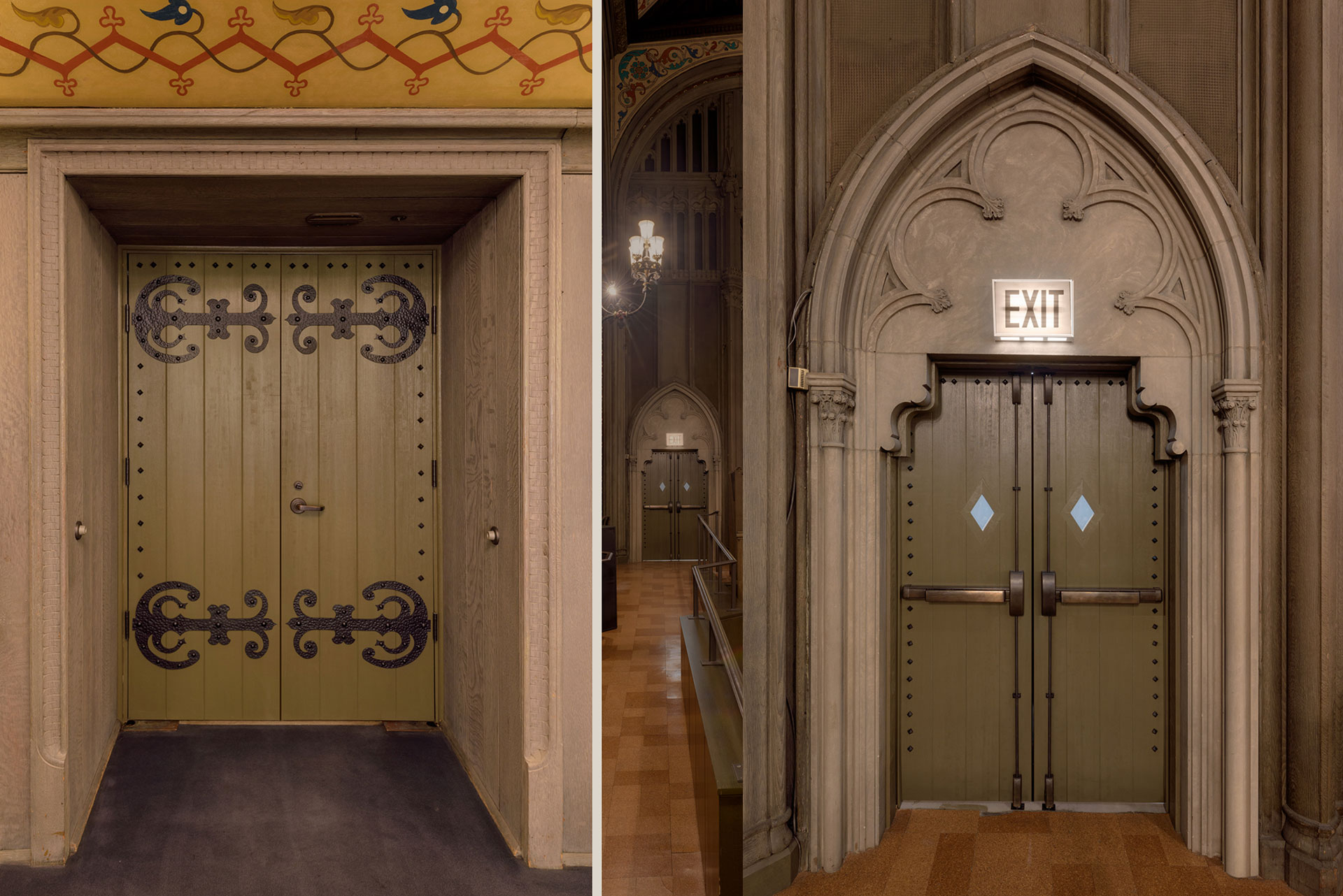 Charmant Custom Specialty Doors, Fire Rated Doors, Historical Renovation Doors