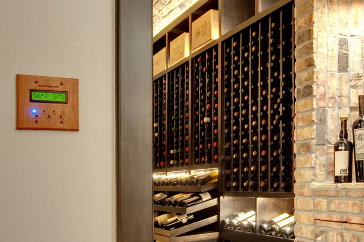 Cooling Systems - Wine Cellars