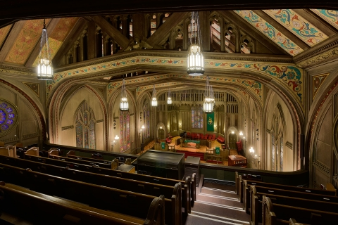Historical-Renovation-Fire-Rated-Doors-Chicago-Church-4