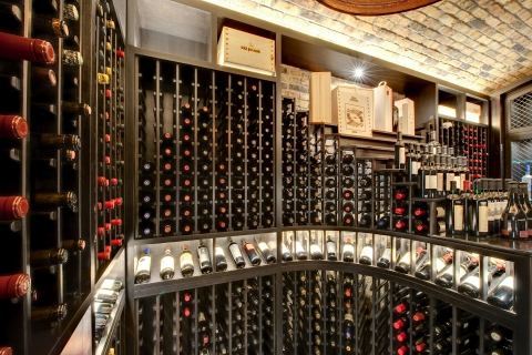 Custom Wine Cellar  Racks 3