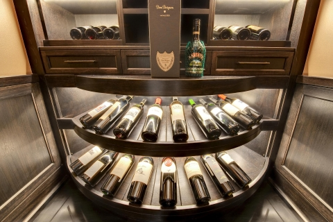 Custom Wine Cellar 4