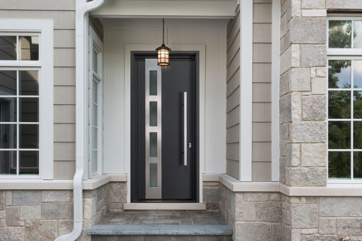 Aluminum Clad Entry Door Gallery Picture