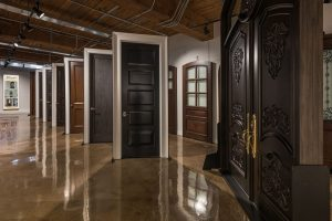 Glenview Haus - Custom Doors and Wine Cellars Chicago Showroom