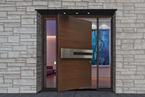 Pivot Door, Custom Front Doors From Glenview Haus