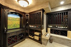 Custom Wine Cellars Chicago