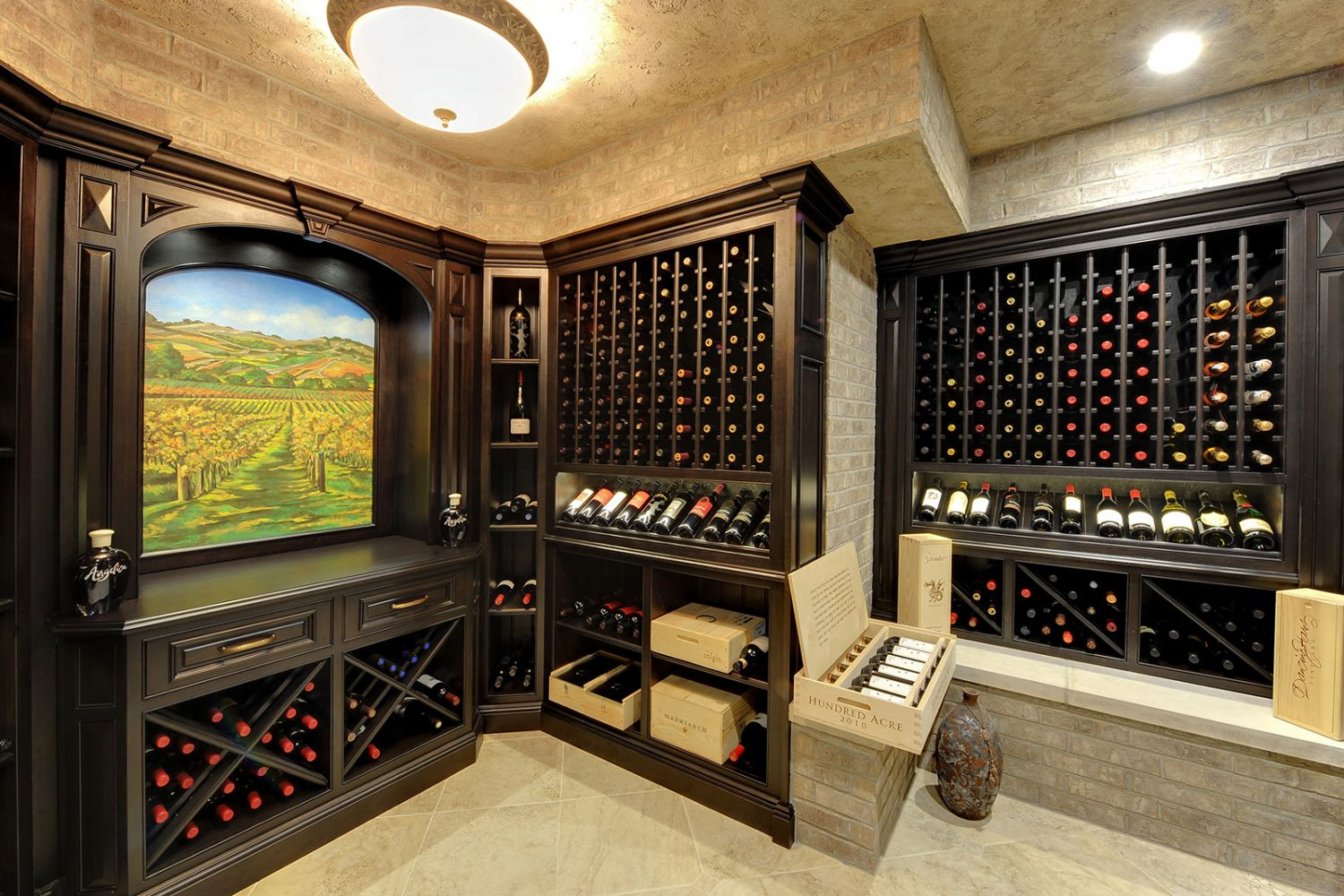 Create The Perfect Home Wine Cellar, Chicago