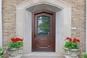 Custom Heritage Collection Entry Door in Lincolnwood