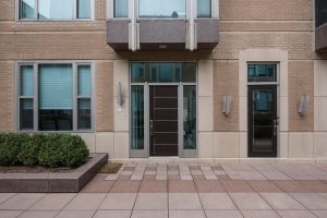 Chicago Front Doors - Modern Commercial Door